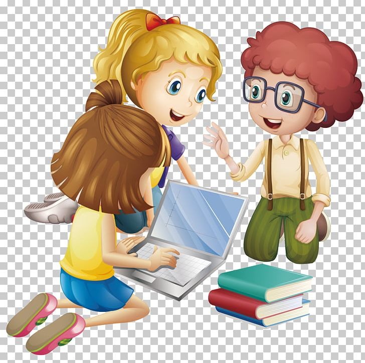 Student Cartoon Learning Education PNG, Clipart, Art, Books, Child.