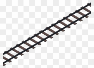 Free PNG Train Tracks Clip Art Download.