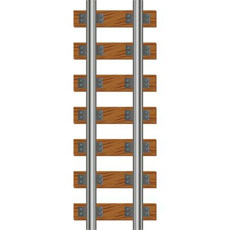 14,309 Train Track Cliparts, Stock Vector And Royalty Free Train.