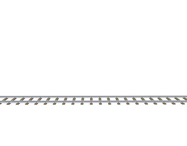 Best Railroad Track Illustrations, Royalty.