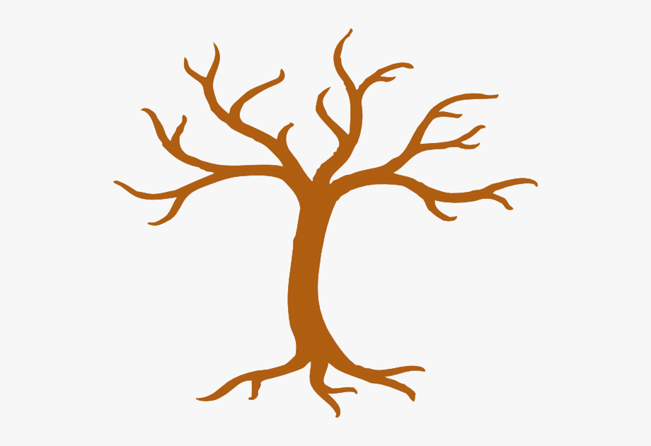 Download Clipart Trees Without Leaves.