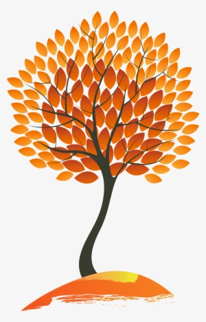 Autumn Tree PNG Images.