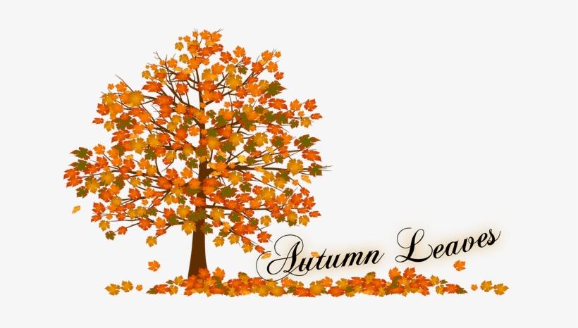 Autumn Tree Clip Art.