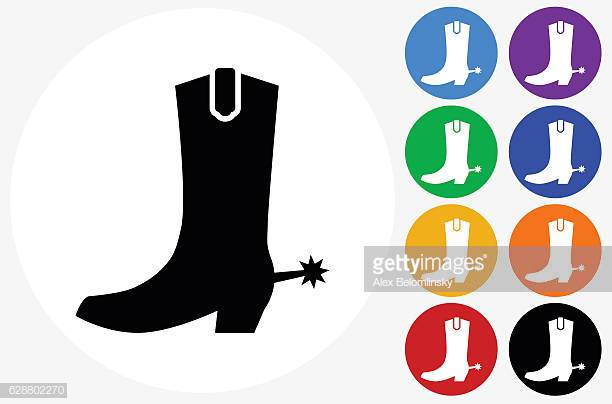 60 Top Cowboy Boot Stock Illustrations, Clip art, Cartoons, & Icons.