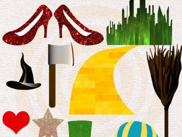 Free Wizard Of Oz Clipart, Download Free Clip Art on Owips.com.
