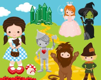Clipart wizard of oz 2 » Clipart Station.