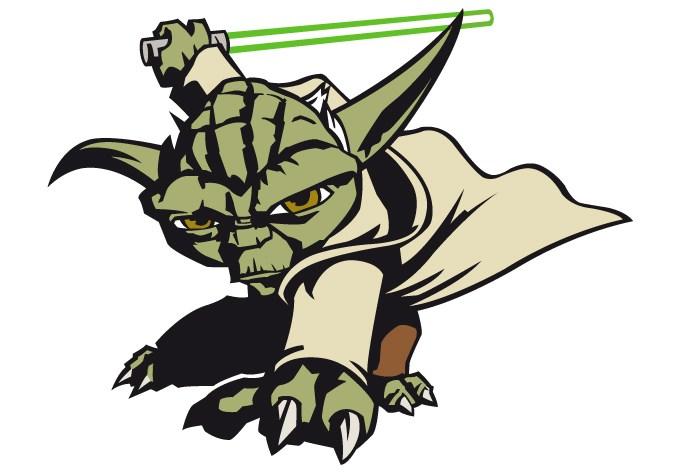 Yoda clipart 5 » Clipart Portal.