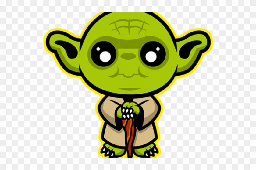 Laser Clipart Yoda Ear.
