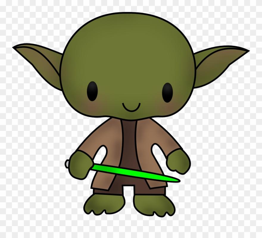 Clip Art Free Download Bb8 Clipart Yoda.