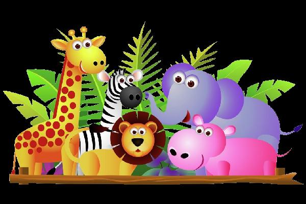 15+ Zoo Animals Clip Art.