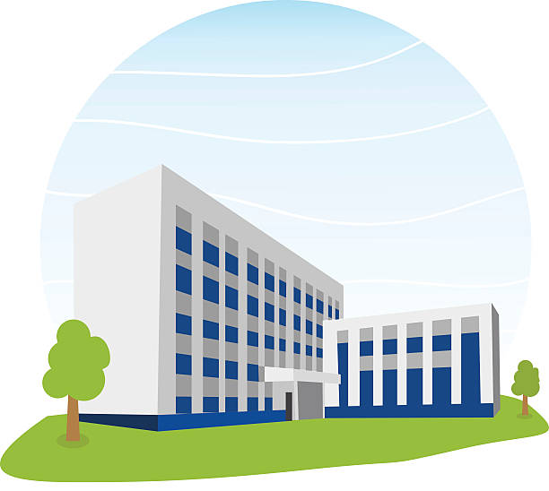 Office building clipart 1 » Clipart Station.