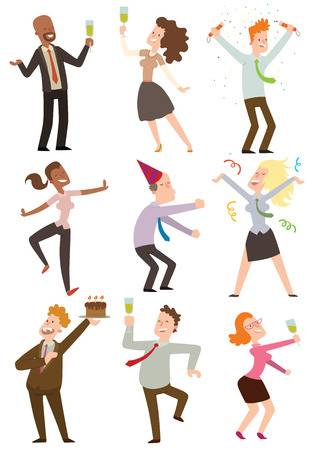 9,890 Office Party Cliparts, Stock Vector And Royalty Free Office.