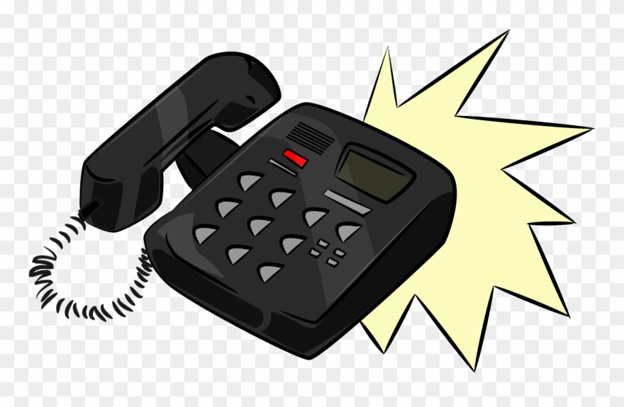 Phone Clipart Office Phone.