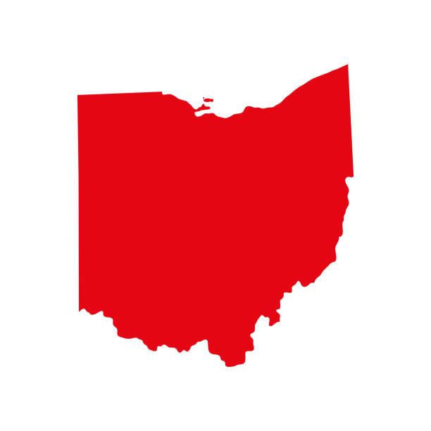 Best Ohio Illustrations, Royalty.