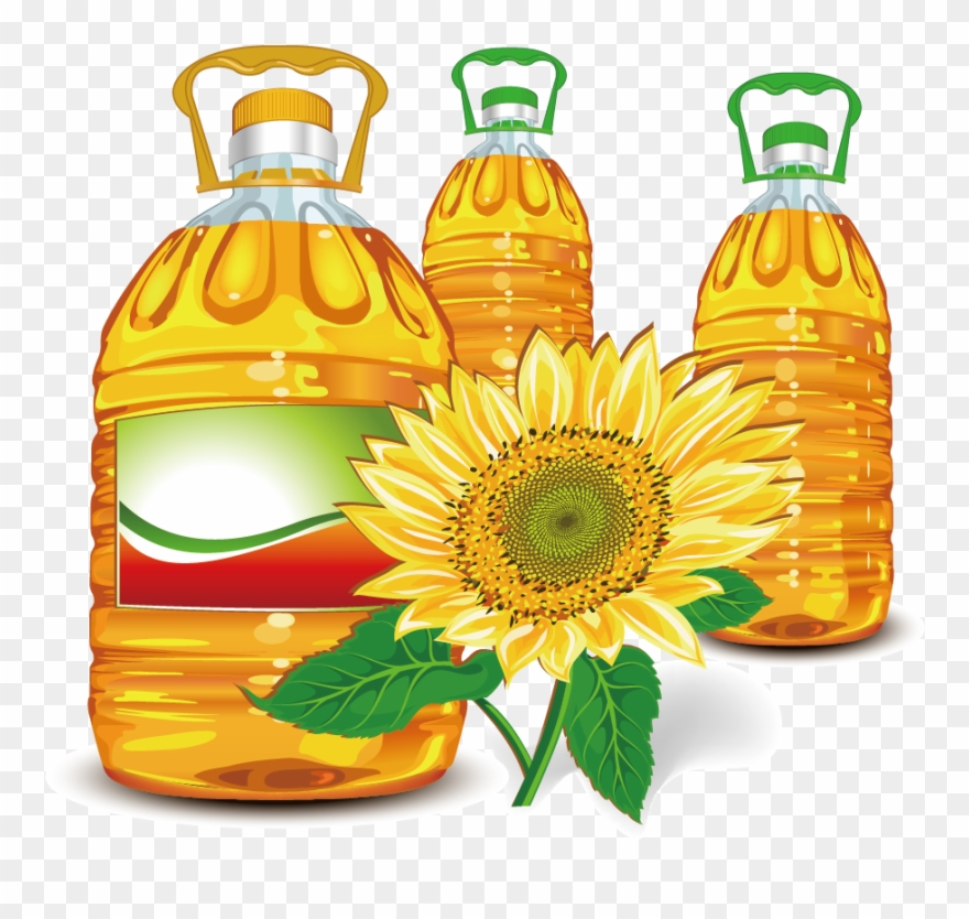 Png Library Stock Sunflower Olive Clip Art.