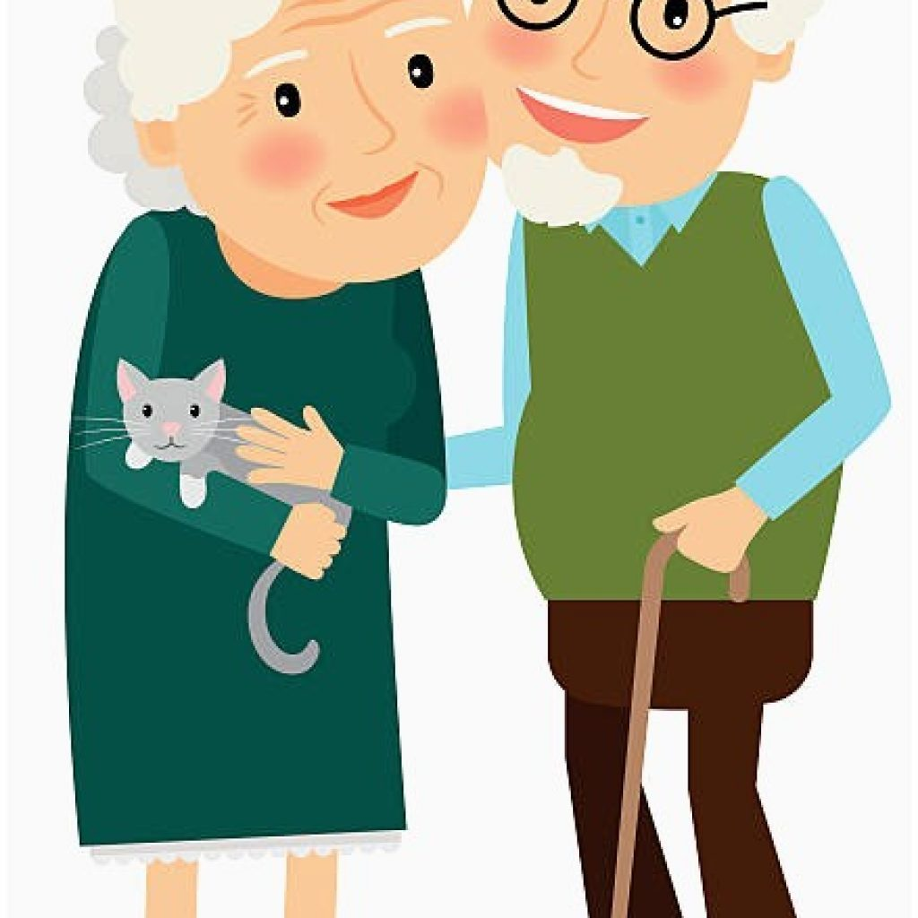 Old people clipart 3 » Clipart Portal.