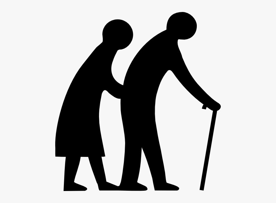 Elder Care Clipart.