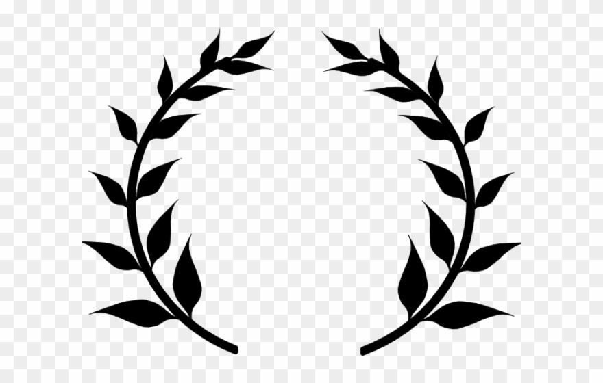 Laurel Wreath Clipart.