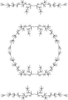 olive wreath.