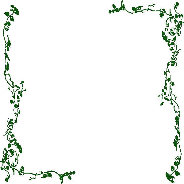clip art olive branch border