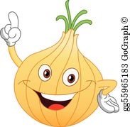 Onion Clip Art.