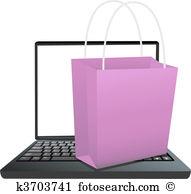Online shopping Clip Art EPS Images. 33,963 online shopping.