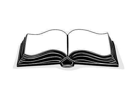 Clipart open bible 3 » Clipart Portal.