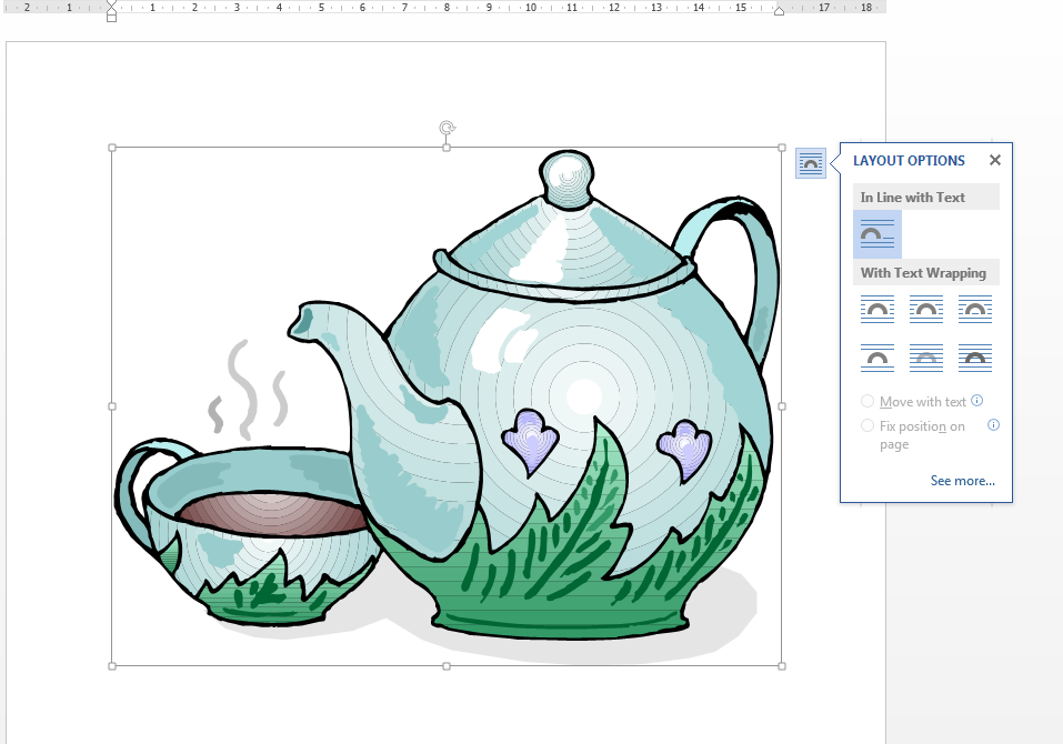 How do I insert clip art in Word 2007, 2010 and 2013 and other.