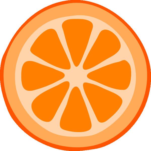 Orange Slice Clipart Clip Art Vector Online free image.