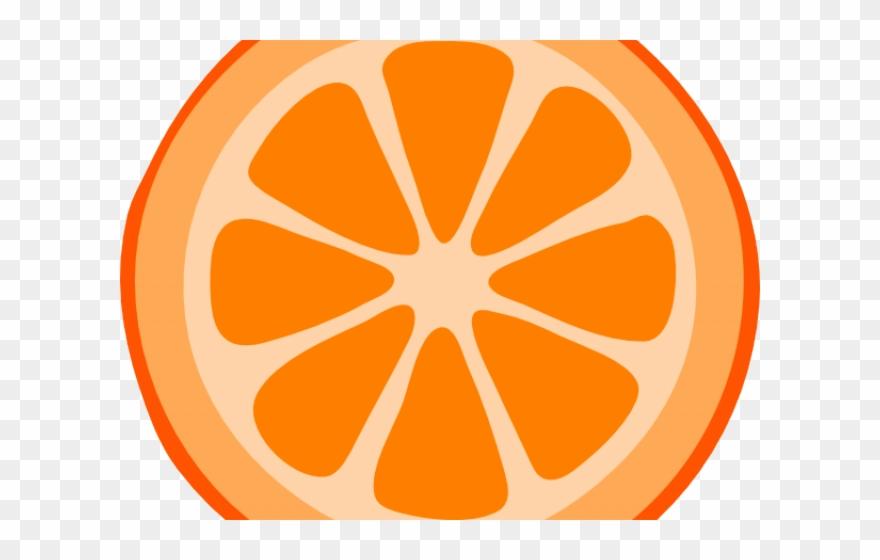 Citrus Clipart Orange Slice.