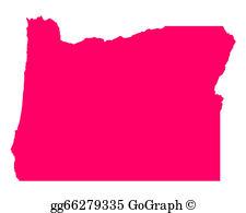 Oregon Clip Art.