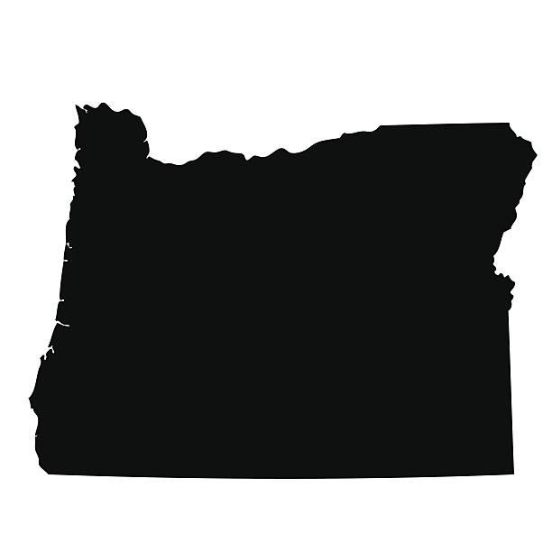 Best Oregon Illustrations, Royalty.