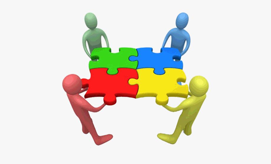 Team Building Teamwork Clip Art.