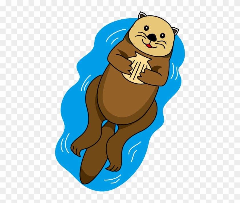 River otter clipart 2 » Clipart Portal.