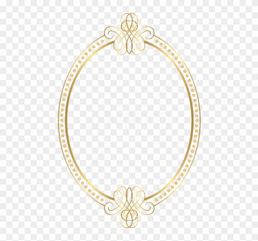 Free Png Download Border Frame Gold Clipart Png Photo.