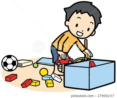 Pack up toys clipart » Clipart Portal.