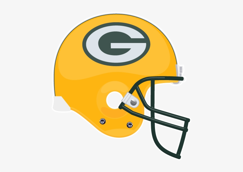 Helmet Clipart Green Bay Packers.