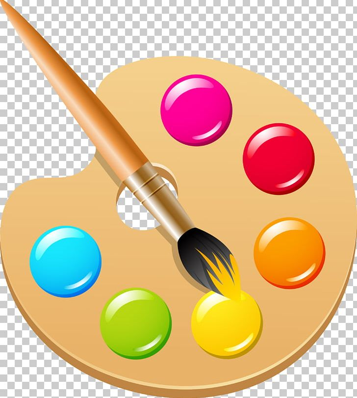 Pigment Color Ink Brush PNG, Clipart, Art, Clip Art, Color, Color.