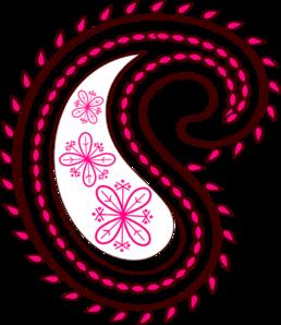 Paisley Clip art.