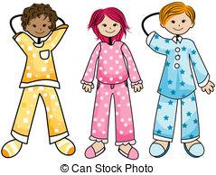 Pajamas Clip Art and Stock Illustrations. 6,294 Pajamas EPS.