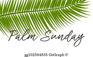 Palm Sunday Clip Art.