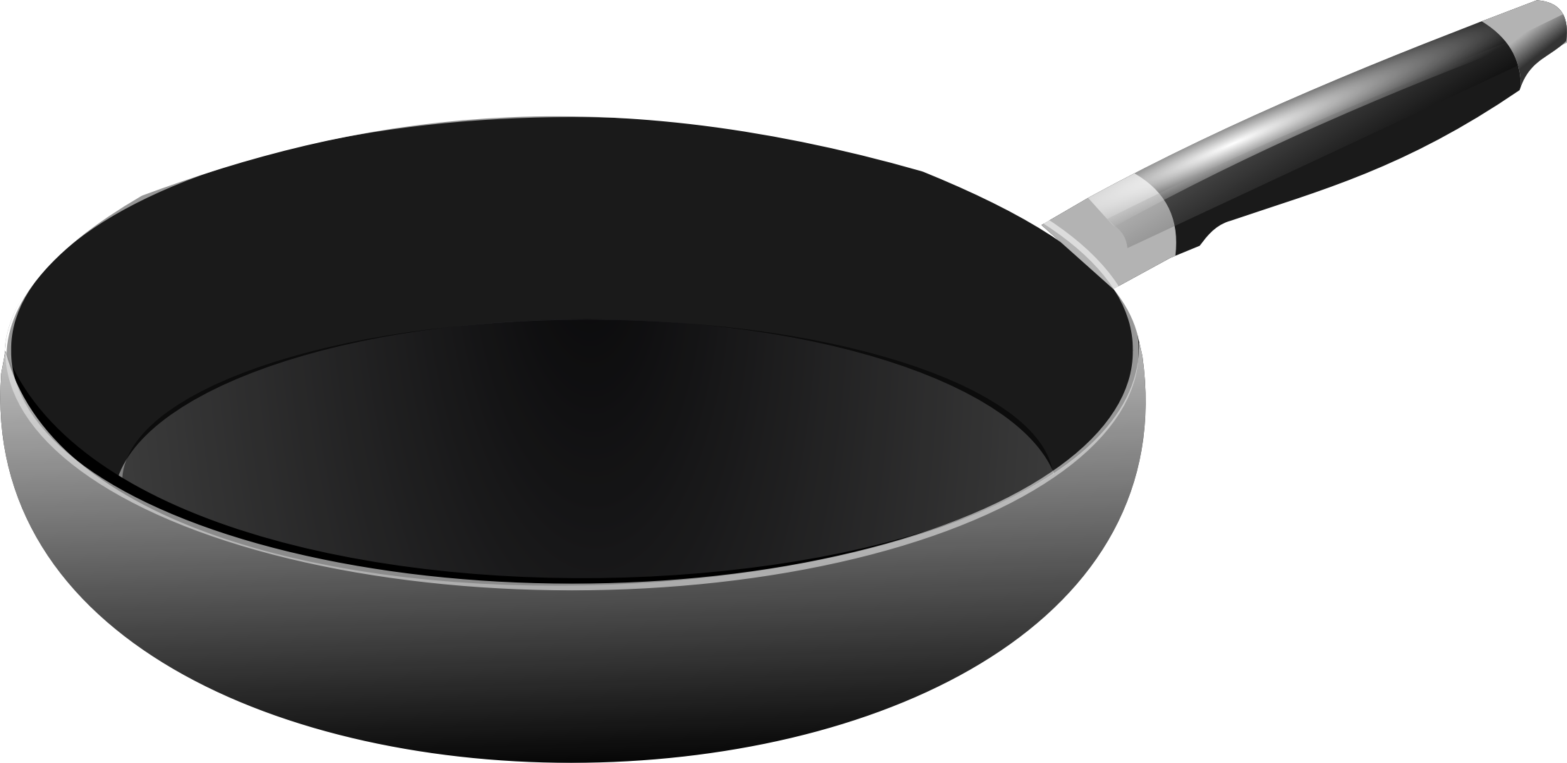 Clipart cooking pan.