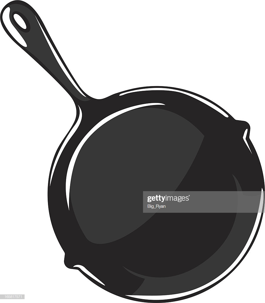 30 Top Frying Pan Stock Illustrations, Clip art, Cartoons, & Icons.