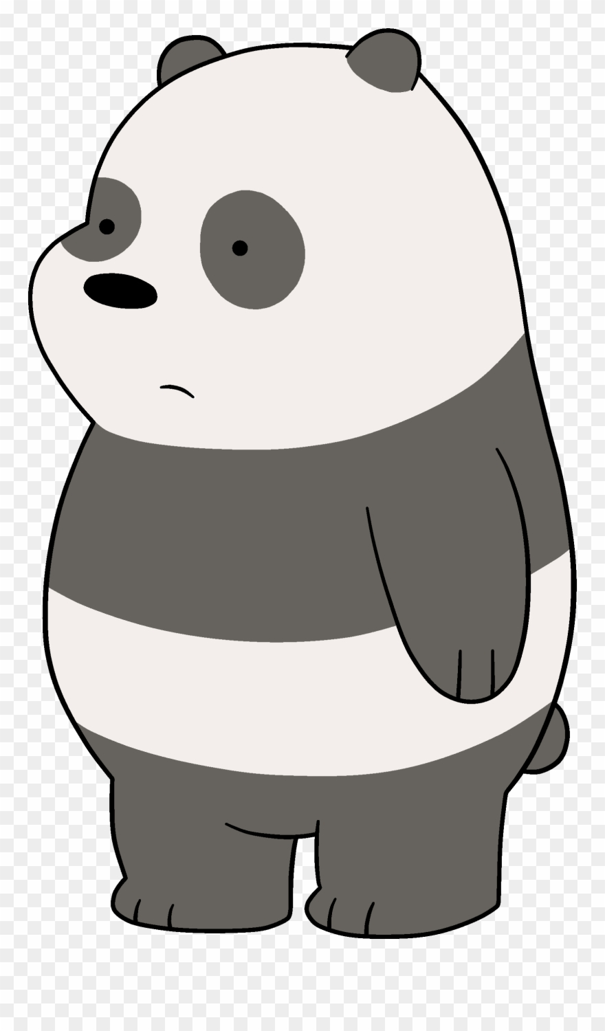 Cartoon Network Clipart Panda.