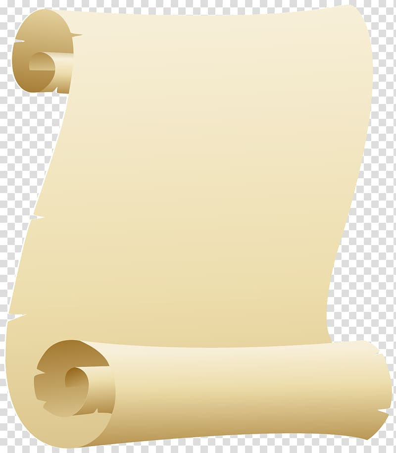 White scroll illustration, Paper Scroll , Scroll transparent.