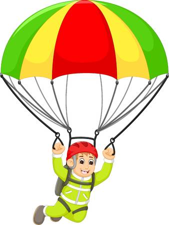 7,695 Parachute Stock Vector Illustration And Royalty Free Parachute.