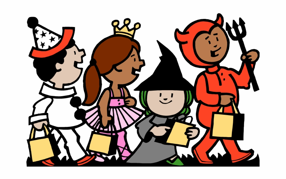Banner Freeuse Download Halloween Parade Clipart.