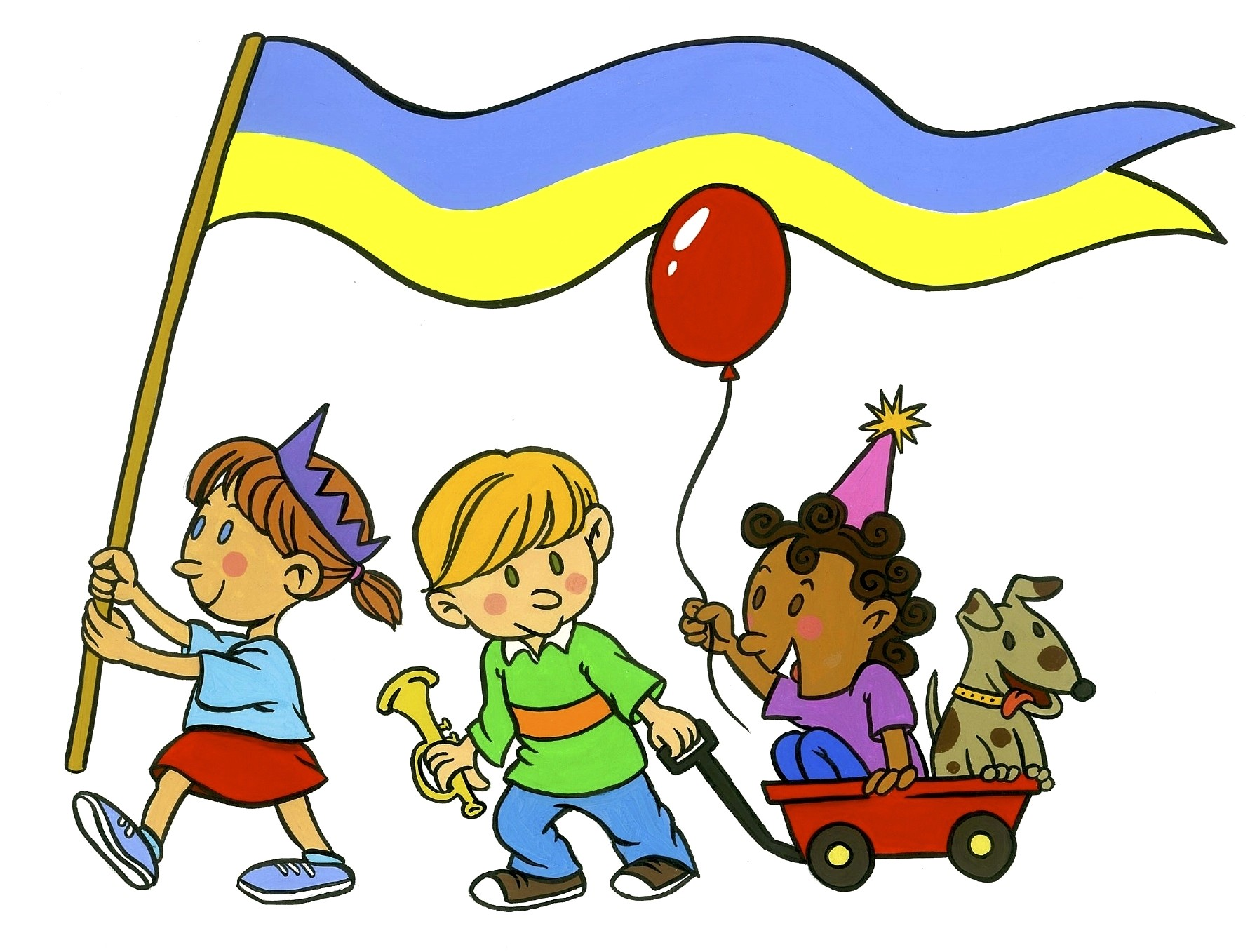 Parade clipart 2 » Clipart Station.