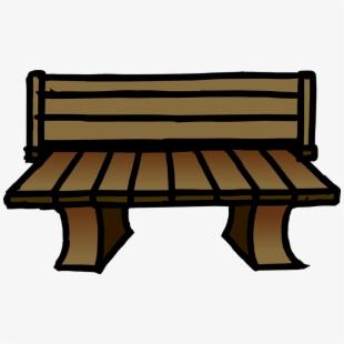 Standard Park Bench.