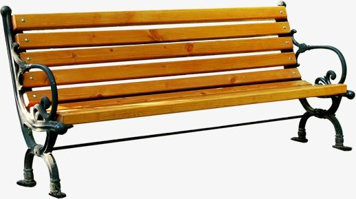 Park Bench Chair Furniture, Furniture Clipart, Park, Bench PNG.